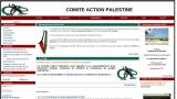 Comité Action Palestine - Site de l'Association